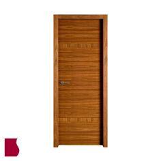 Modelo K28 ETIMOE MADERA OSCURA / Colección Lisa / Puertas de interior Sanrafael