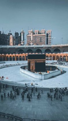 Muslim Images, Islamic Images, Islamic Pictures, Mecca Wallpaper, Islamic Quotes Wallpaper, Beautiful Mosques, Beautiful Places, Mecca Images, Medina Mosque