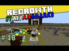 Regrowth ITA Minecraft Ep 18 - Orooooooo - #minecraftita