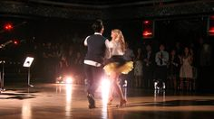 Willow & Mark's Salsa - Dancing With the Stars My third favorite of Week 6