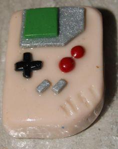 Llavero GameBoy Tocho