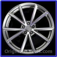 357 Best Audi Factory Wheels Oem Rims Images Wheel Rim Oem Wheels