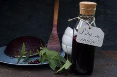 Sirop de coacaze fara fierbere/No Boil Blackcurrant Syrup Washi, Homemade, Syrup, Canning, Salads, Home Made, Hand Made