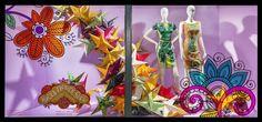 Macy's Flower Show 2013 window nyc
