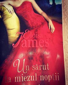 Un sarut la miezul noptii, de Eloisa James – Recenzie