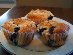 Freese muffin batter in cups. Then bake when you need it. Nice recipe too, with a whole list of mix in's to make different muffins.