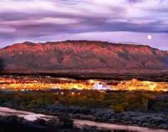 Albuquerque, New Mexico. Home
