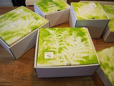 Packaging Arobe Cerámica.