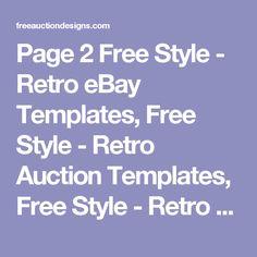 auction design templates - Yeni.mescale.co
