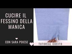 Come creare una gonna partendo da una camicia YouTube