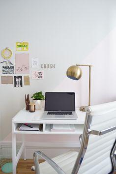 modern office inspiration via @designcrush