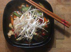Asian Noodle Dish Healthy Soup Recipes, Gluten Free Recipes, Noodle Dish, Asian Noodles, Japchae, Dishes, Ethnic Recipes, Food, Hearty Soup Recipes