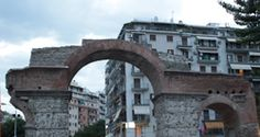 Galerius Arch, was build in Thessaloniki just before the 305AD as a memory of…