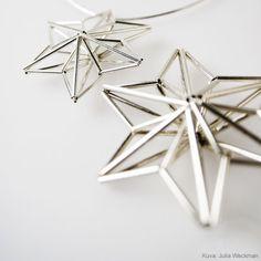 Himmeli entre décoration de Noël et objet design