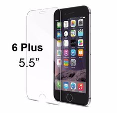 Front Case Cover For iphone 6plus 9H Tempered Glass Screen Protective Guard Film #baixin