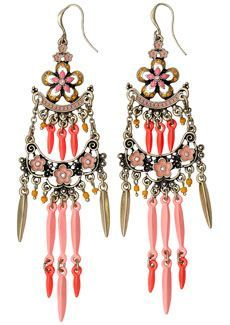 Pilgrim - big earrings