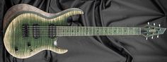 Explore the Kiesel Guitars Custom Shop photo gallery. Birdseye Maple, Kiesel, Beautiful Guitars, Custom Guitars, Guitar Amp, Electric Guitars, Arctic, Bass, Instruments