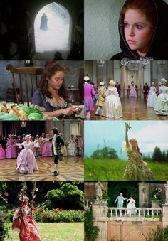 a list of favorite fairytale adaptations:The Slipper and the Rose: The Story of Cinderella, UK, 1976