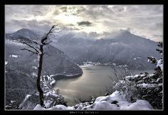 Lago di ledro.......Trentino, Italy