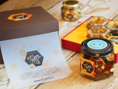 Delicious and healthy pure honey, dry fruits and nuts, for your sweet tooth! BeeNuts, a desert with energy! Pure Honey, Dried Fruit, Sweet Tooth, Deserts, Pure Products, Healthy, Desserts, Postres, Dessert