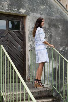 Kuchl Kouture Wickelkleid Palla Vienna Vienna, Shirt Dress, Shirts, Dresses, Fashion, Kleding, Nice Asses, Vestidos, Moda