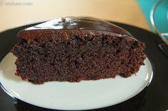 Schoko-Cola-Kuchen
