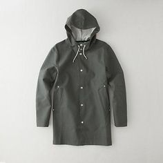1bd684e2a5d grailshit  Stockholm Raincoat by STUTTERHEIM  RaincoatCute Modern Mens  Fashion