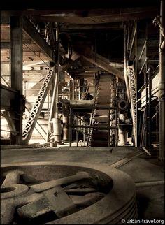Coal breaker in PA