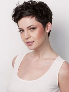 Short Hairstyles for Thick Wavy Hair Pictures