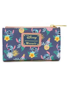 Loungefly Disney Dumbo Flying All Over Character Print School Pencil Case
