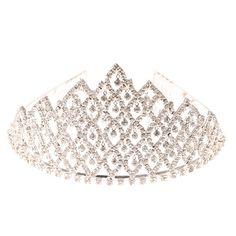 Crystal Pageant Tiara