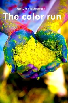 The color run 2013!!! can't wait ;)