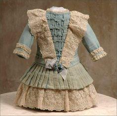Jumeau doll dress