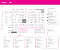 Introducing Galleria | Sydney Indesign Collaboration, Sydney, Map, Location Map, Maps