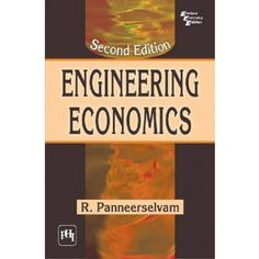 Engineering Economics, 2nd ed.