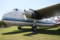 Bristol Type 170 Freighter - VH-ADL (Australian National Aviation Museum) by Oliver Gigacz on Flickr.