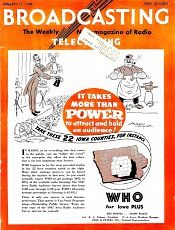 American Radio History  An amazing resource for documents and graphics related to the history of American radio.