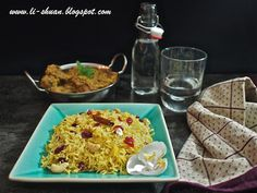 Helena's Kitchen: CookingNasi Briyani