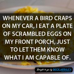 CAR HUMOR: Food Chain..