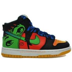Nike Dunks Women High City Girl K02062