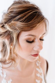 @jenmariebeauty_ @leahthehairartist Bride, Makeup, Instagram, Fashion, Wedding Bride, Make Up, Moda, Bridal, Fashion Styles