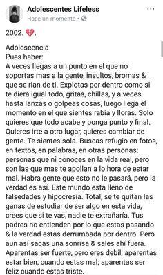 Tienes toda la razón, pero lo escribiste todo mal:c Sad Texts, Quotes En Espanol, Sad Life, Sad Love Quotes, Deep Words, Spanish Quotes, Deep Thoughts, Naha, It Hurts