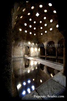 Granada es la provincia de España que más baños árabes conservados aglutina, con un total de 31