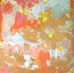 """Dolce, 48"""" by 48"""" gallery wrap, available October 26th"""