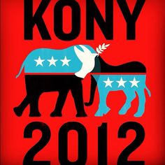 KONY2012! Joseph Kony must be stopped. please Repin and spread the message.