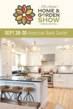 2018 Corpus Christi Fall Home U0026 Garden Show September 28 30American Bank  Center One Place. One Weekend. All Your Projects Solved. Save Time With  Everything ...