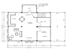 steel buildings with living quarters floor plans | barn layout ...