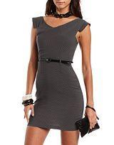 Cocktail Dresses: Charlotte Russe