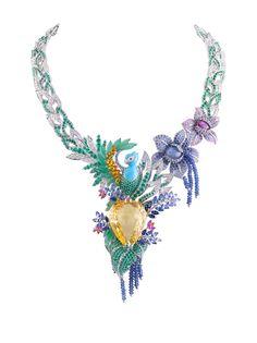 Breathtaking Van Cleef & Arpels jewels on view in Southeast Asia