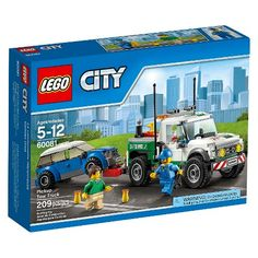Lego® City Great Vehicles Pickup Tow Truck 60081